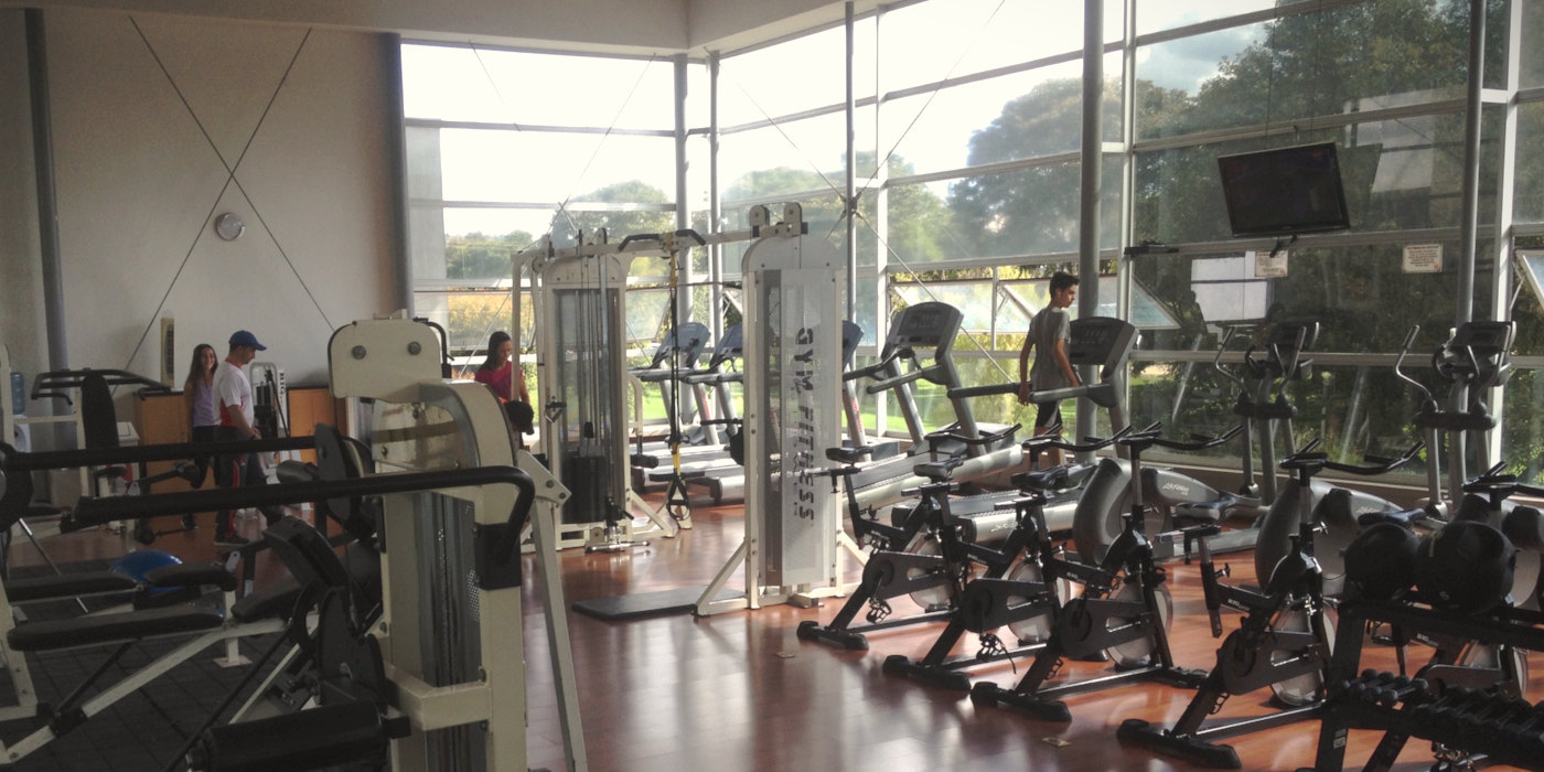 Gimnasio club campestre los arrayanes for Gimnasio 7 am
